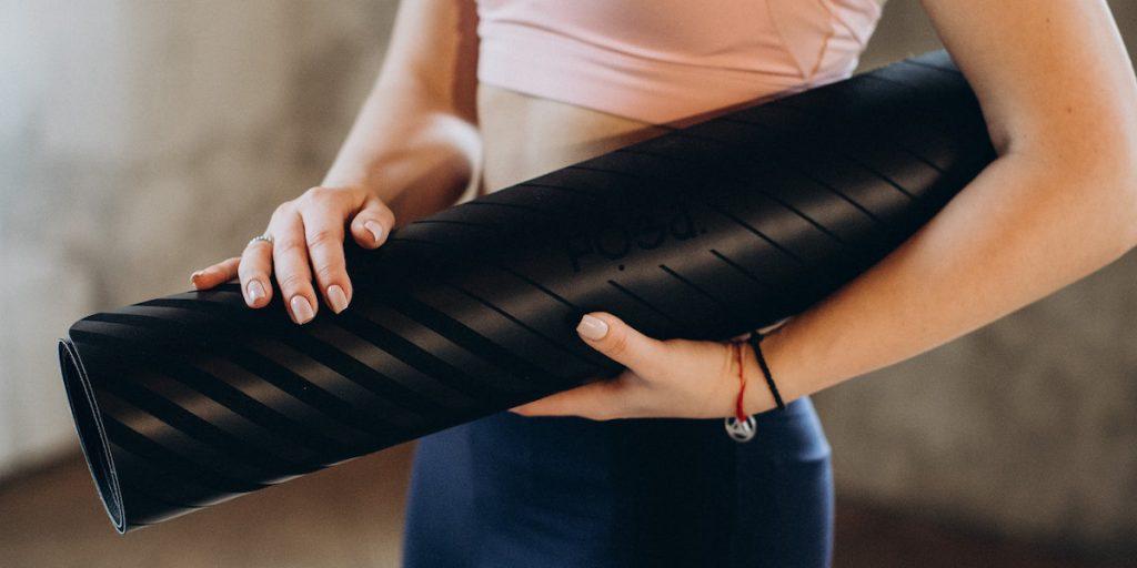 Escoger Esterilla de Yoga